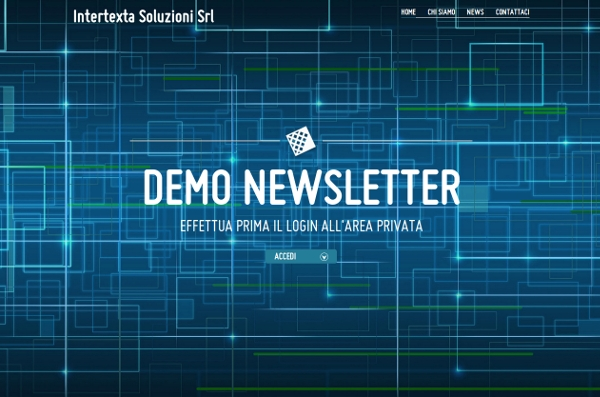 Demo Newsletter